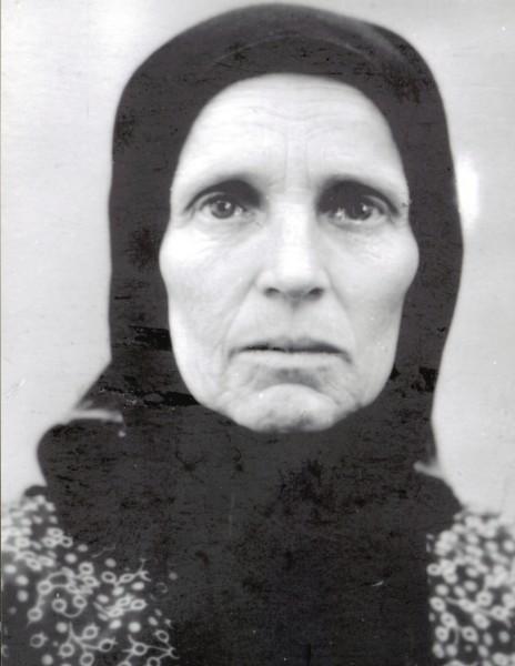 Мама К.Е. Скурата — Татьяна Самуиловна Скурат
