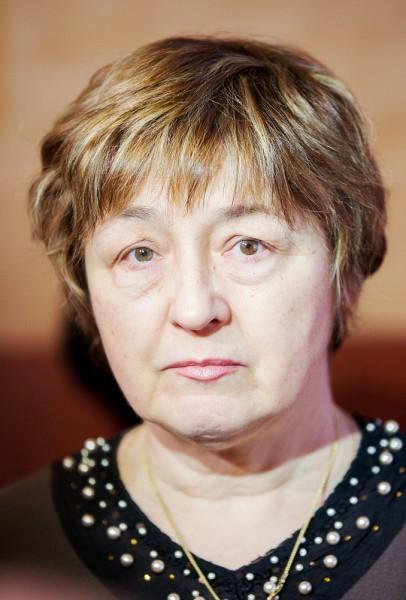 Людмила Тарасенко, заведующая отделом древнерусской живописи Исторического музея