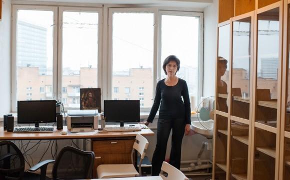 В офисе Фонда Митрополита Антония Сурожского