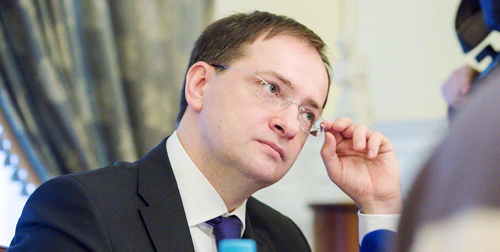 Владимир Мединский: «Ничто не дискредитирует православие больше, чем отдельные активисты»
