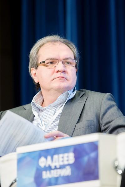 Главный редактор журнала «Эксперт» Валерий Фадеев