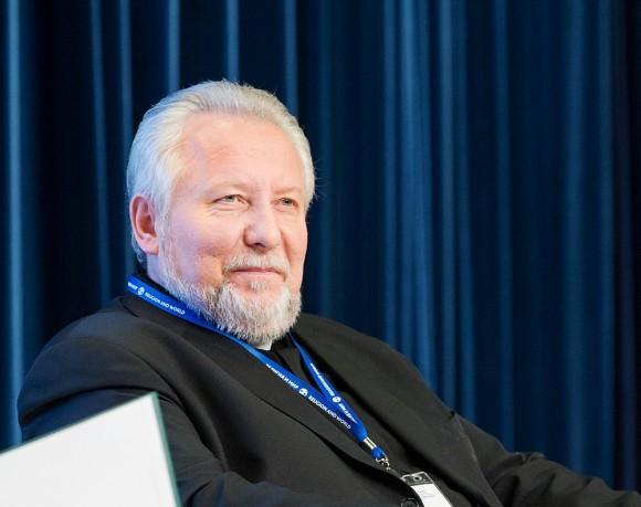 Сергей Ряховский, начальствующий епископ Российского объединенного Союза христиан веры евангельской