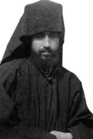 Паисий Святогорец после пострига