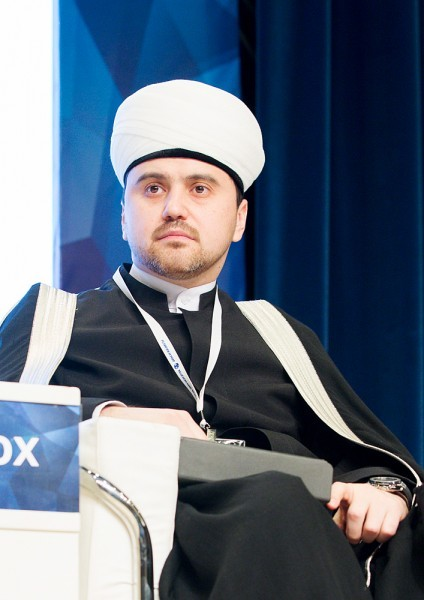 Рушан Хазрат Аббясов, заместитель председателя Совета муфтиев России