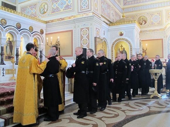 Годеновский крест в Севастополе