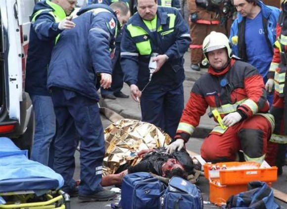 Как жить после теракта, или Нормальная реакция на ненормальные обстоятельства