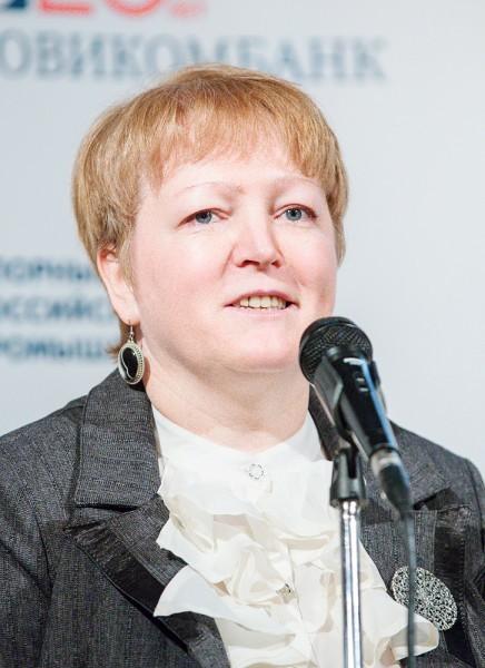 Татьяна Сарычева, заведующая музеем «Покровский собор»