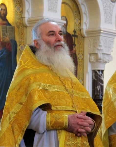 Протоиерей Владимир Бондарь