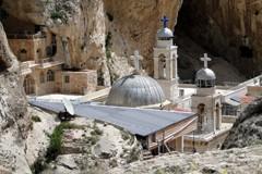 Сирия. Маалюля. Женский монастырь