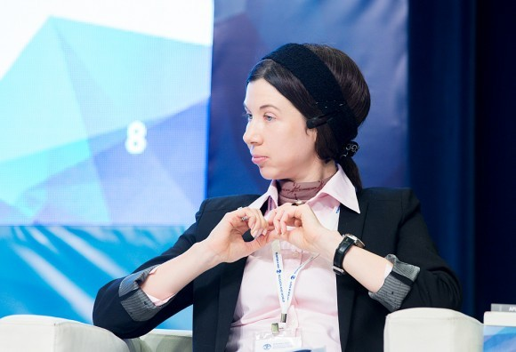 Алина Багрина, координатор независимой исследовательской группы «Среда»