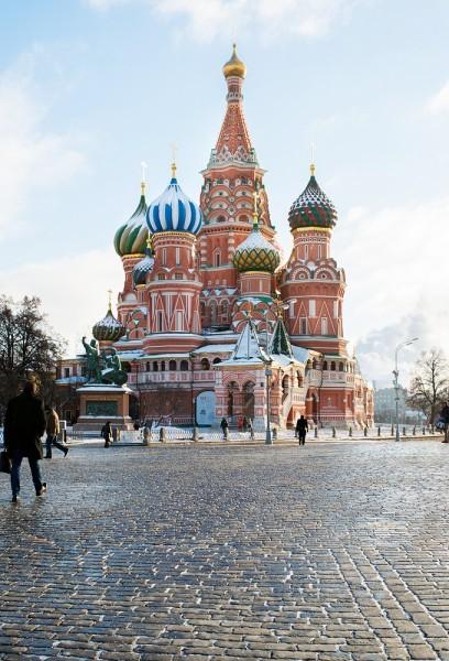 Журналистов пригласили в Покровский собор, чтобы показать отреставрированные царские врата