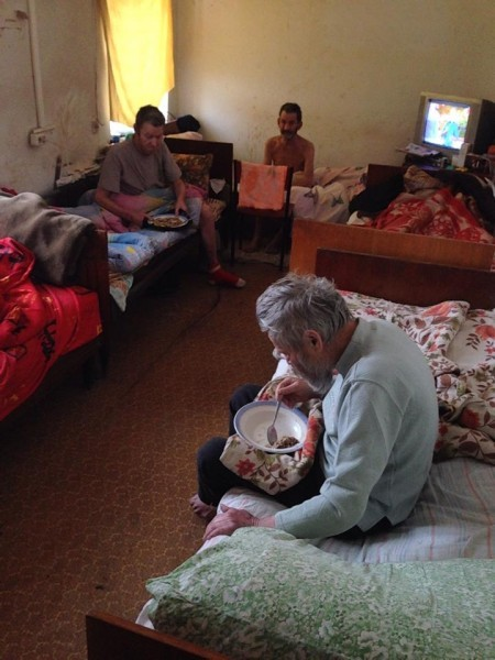 В Свердловской области власти выселяют православный приют для инвалидов
