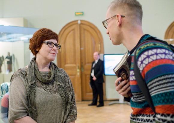 директор Пермской художественной галереи