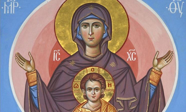 Икона Божией Матери «Знамение»: история, молитвы