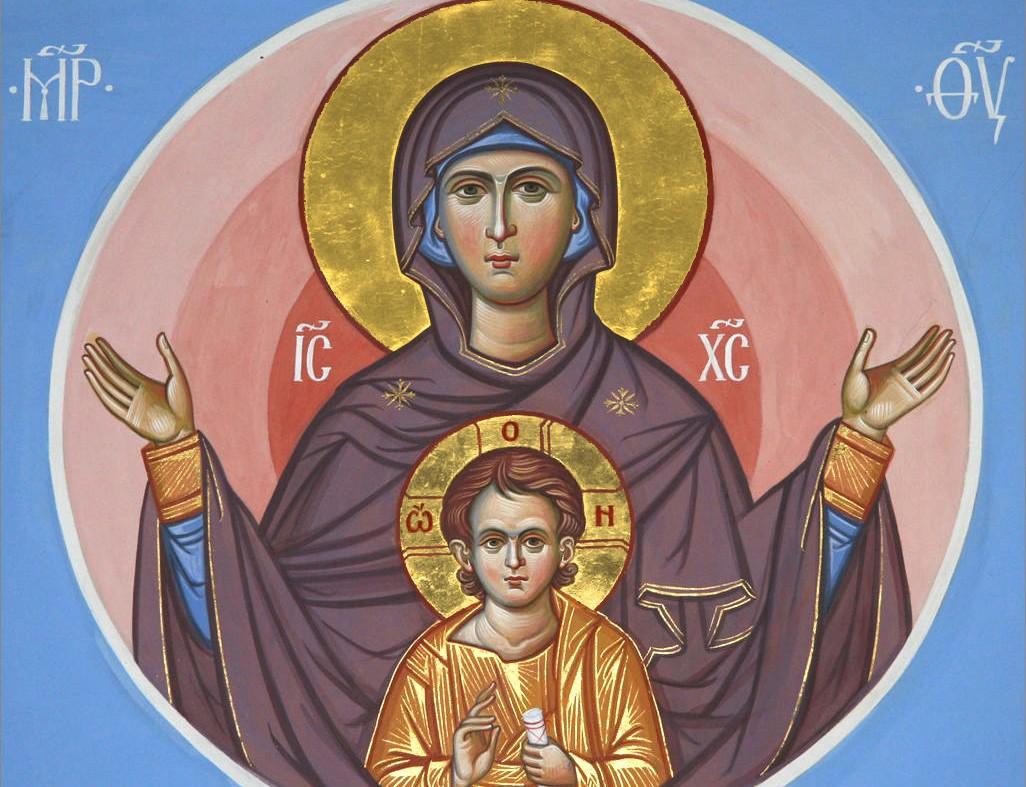 Икона Божией Матери «Знамение»: молитвы и чудеса