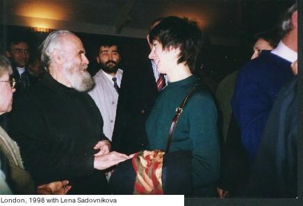 1998 год. Фото из личного архива Елены Садовниковой