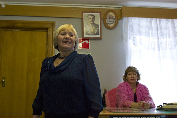 Племянница и одновременно крестница Юрия Гагарина, Тамара Филатова