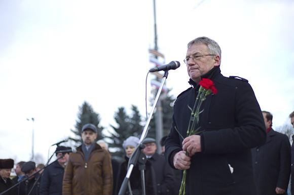 Юрий Бондаренко, историк-публицист.