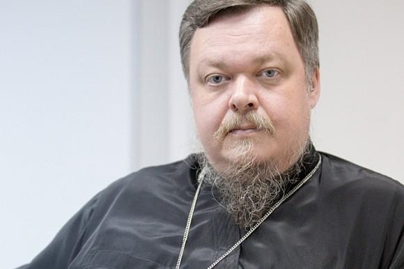 Протоиерей Всеволод Чаплин: Россию создало православие