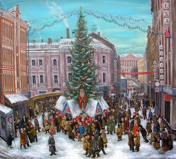 Рождество: почему мы празднуем его не как все люди?