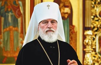 Митрополит Минский и Слуцкий Павел: «Покидаю Рязань с грустью»