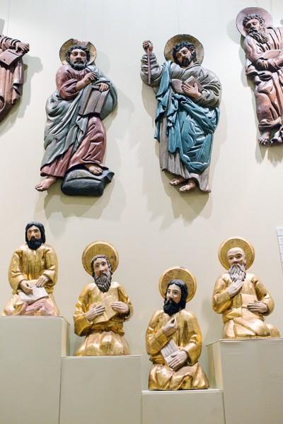 Пермская деревянная скульптура