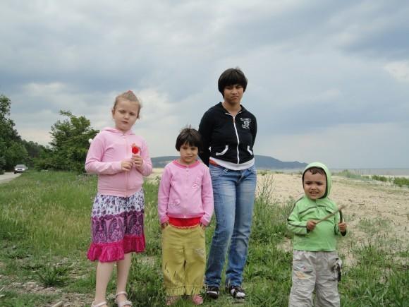 Семья Главатских