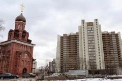 Освящен храм в московской больнице для ВИЧ-инфицированных