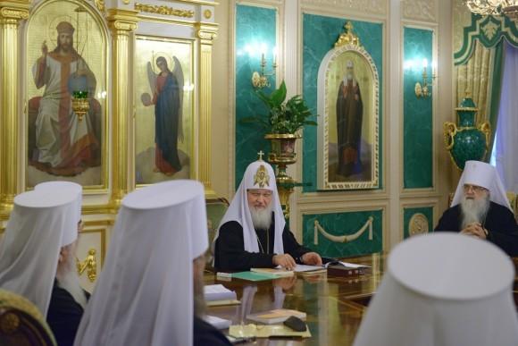 Позиция Московского Патриархата по вопросу о первенстве во Вселенской Церкви