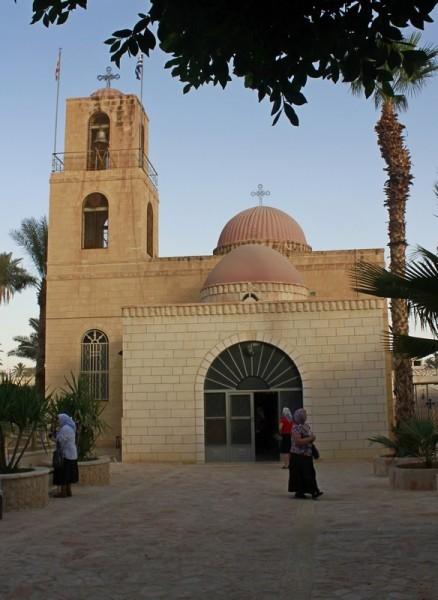 Собор монастыря св. прор. Елисея в Иерихоне
