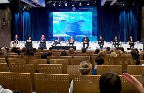Экспертная сессия «Социальное партнерство государств и религий. Грани сотрудничества, формы финансового обеспечения, масштабы совместных программ»