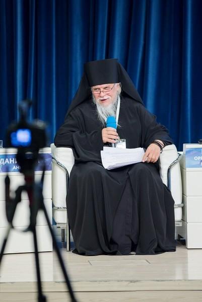 Епископ Орехово-Зуевский Пантелеймон (Шатов), председатель Синодального отдела по церковной благотворительности и социальному служению