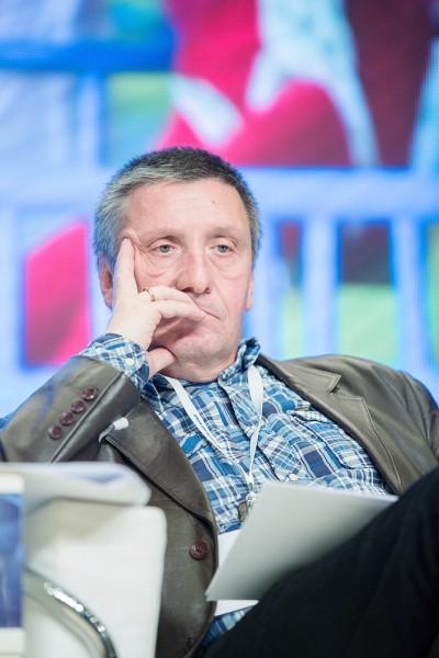Хенрик Хофман, профессор Ягеллонского университета (Краков, Польша)