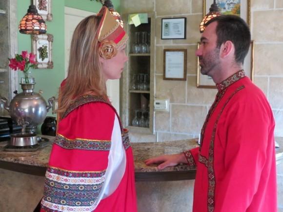 Православный ресторан