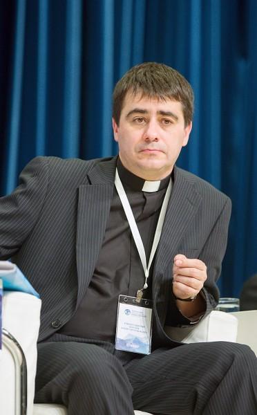 Епископ Дмитрий Благоев, заместитель начальствующего епископа Российского объединенного Союза христиан веры евангельской