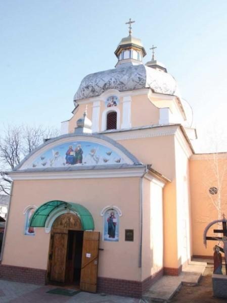Свято-Николаевский храм. Фото:  Pravoslavie.ua