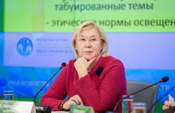 Елена Зелинская, вице-президент Общероссийской общественной организации «Медиасоюз»