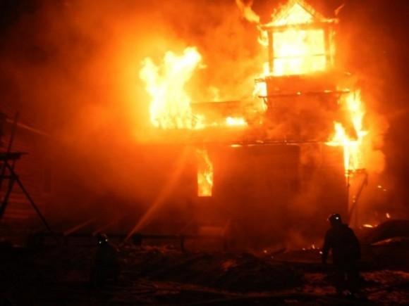 Две православные церкви горели в Татарстане 726525-580x435
