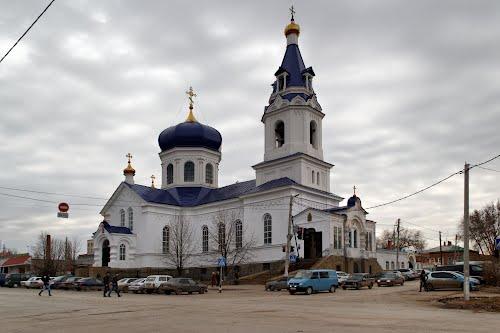 По инициативе священника площадь Кирова в Новочеркасске переименовали в Архангельскую