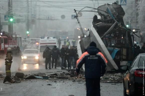 Волгоградская епархия организовала круглосуточное дежурство священников и сбор помощи пострадавшим