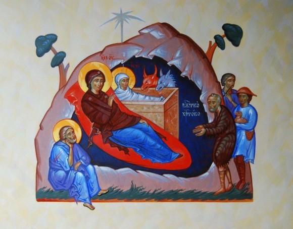 Кофе с сестрой Вассой: Рождество Христово