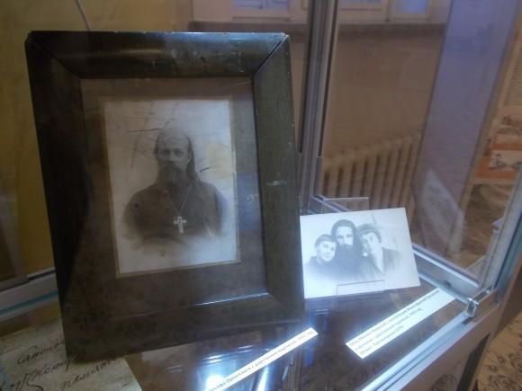 Священник Философ Орнатский и семья священника Михаила Яворского