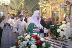 Патриарх Алексий. 5 лет вечной жизни. Панихида (+ ФОТО)