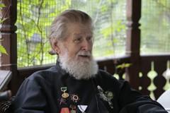 Протодиакон Николай Попович об атеистах в окопах, несвятом Сталине и красоте христианства (+Видео)