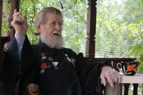 Протодиакон Николай Попович
