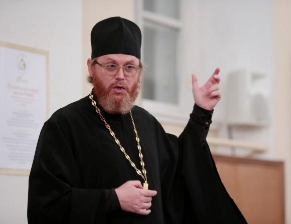 Протоиерей Алексий Ястребов