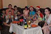 Дух Рождества в семье Первозванских