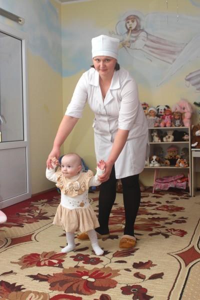 В Прикарпатье открылся первый в Украине детский хоспис