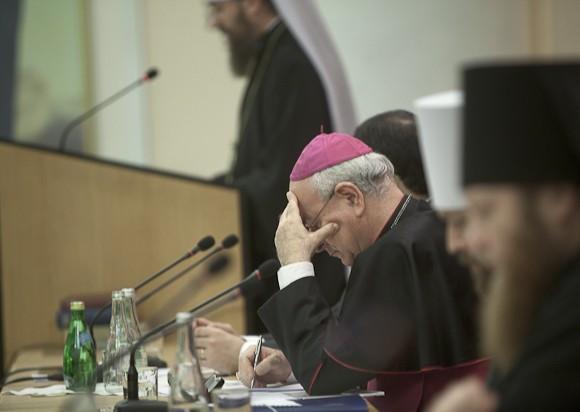 Архиепископ Винченцо Палья – гость из Рима