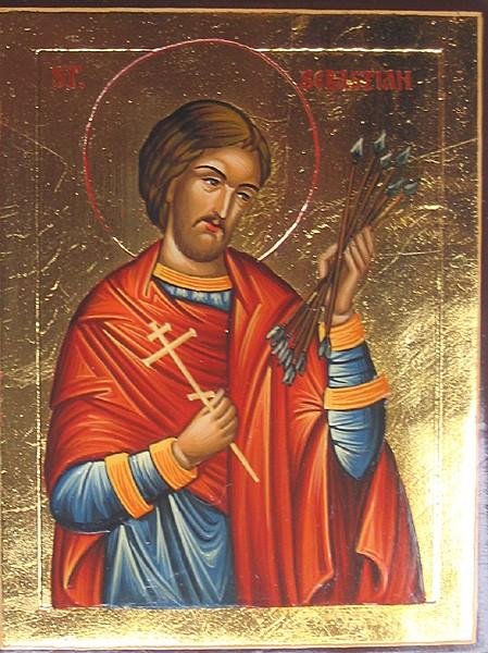 Св. Севастиан